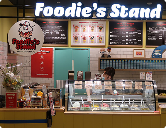 Foodie's Stand