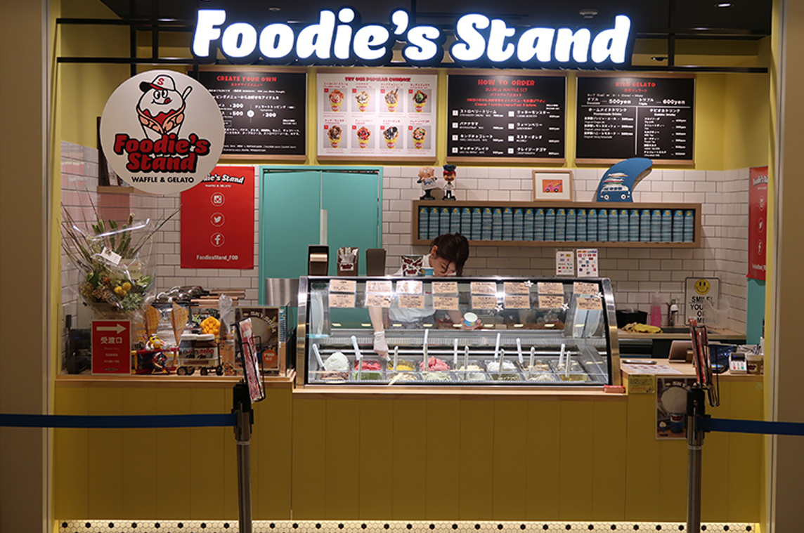 Foodie's Stand(セントレア)